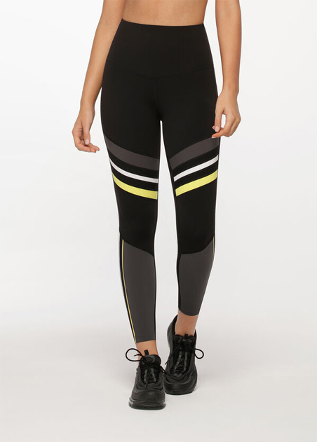 High Contrast Core Ankle Biter Leggings