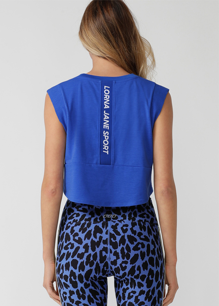 Move Easy Active Cropped Tank